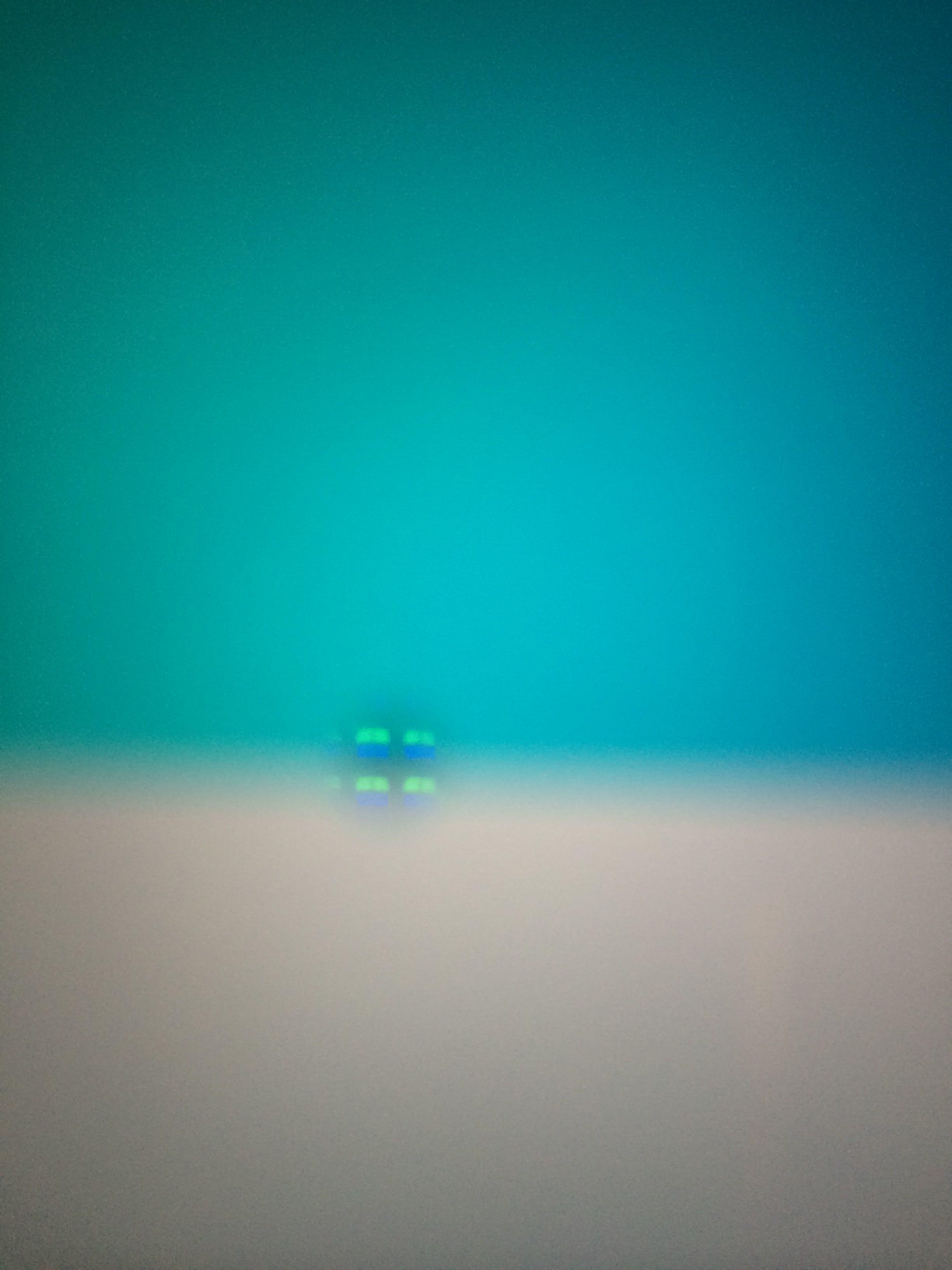 Apple iPad Air waterdrop display