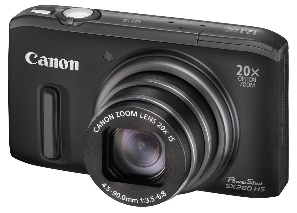 Canon SX260 HX Digitalkamera
