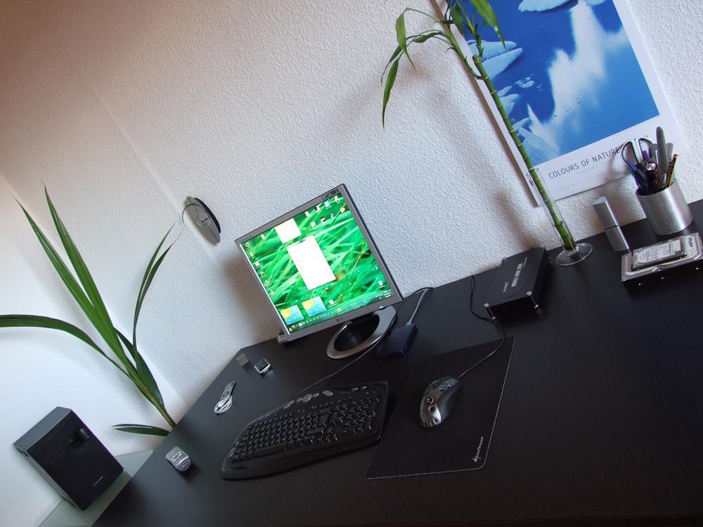 Mein Desktop 2010