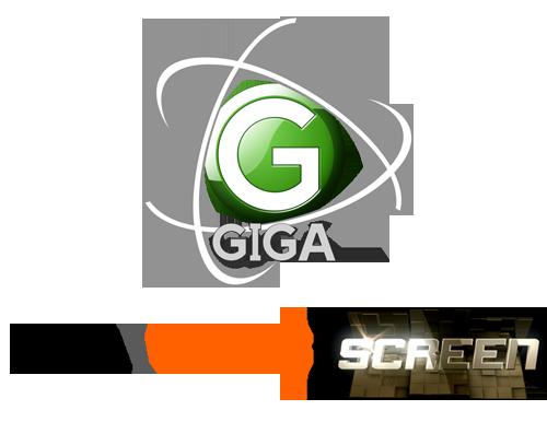 Giga Games-Screen